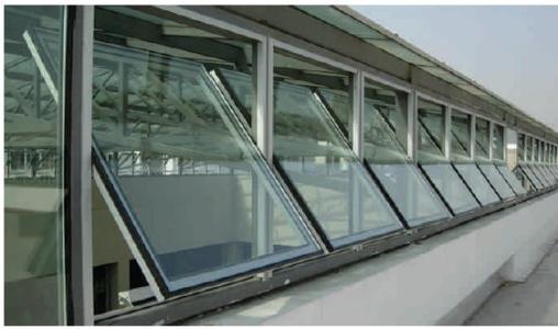 电动开启窗配件_手动开窗机和电动开窗机区别